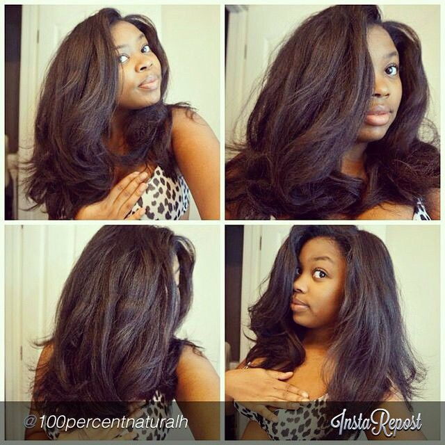 Hairstyles For Natural Indian Hair
