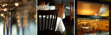 welcome to harvest  Harvest Restaurant — 21 N. Pinckney St. — Madison, WI, 53703 :: 608-255-6075
