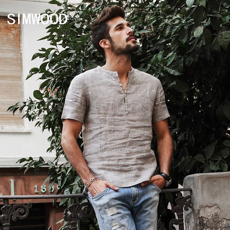 SIMWOOD 2017 Summer Shirts  Men 100% Pure Linen Shorts Sleeve Striped Slim Fit Henry Collar Tops  Brand Clothing CD017004     Tag a friend who would love this!     FREE Shipping Worldwide     Buy one here---> https://onesourcetrendz.com/shop/all-categories/mens-clothing/mens-shirts/simwood-2017-summer-shirts-men-100-pure-linen-shorts-sleeve-striped-slim-fit-henry-collar-tops-brand-clothing-cd017004/