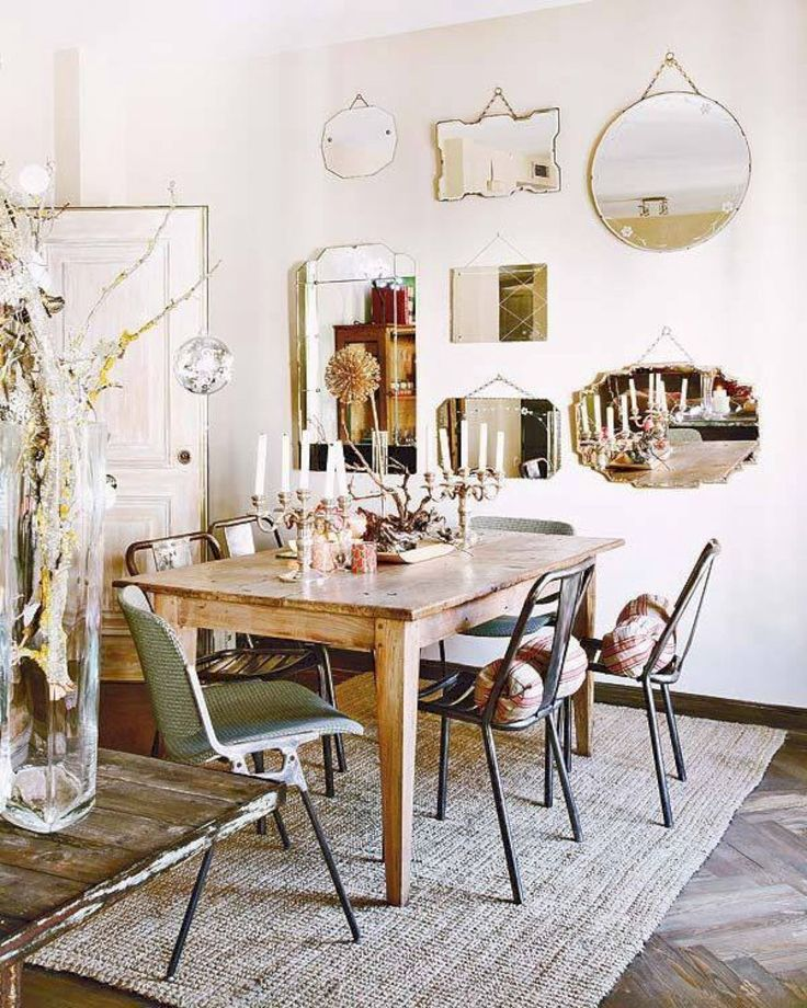 Bohemian Dining Room Decorating Ideas | topnewsnoticias.com