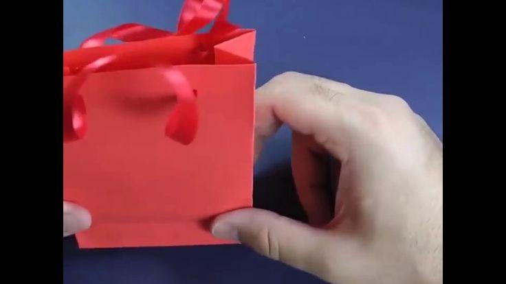 DIY Paper Bag mudah dan murah
