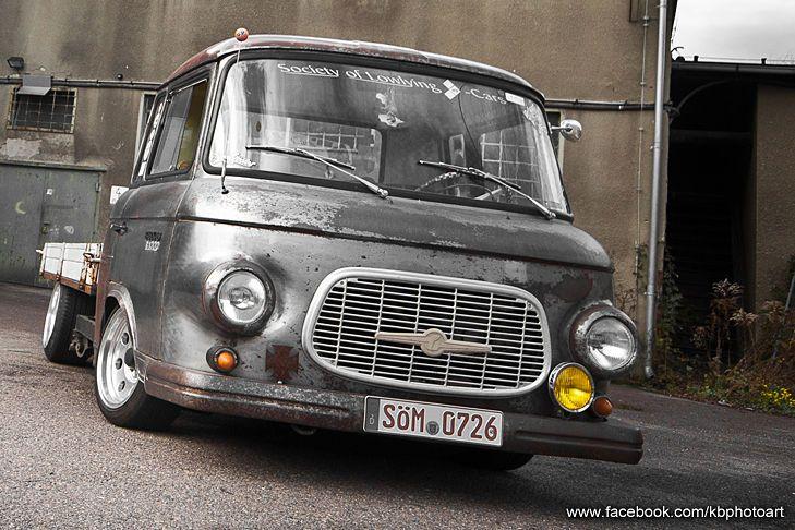 Trabant/Wartburg/Barkas: Tuning - Bilder - autobild.de