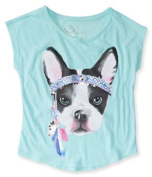 Kids' Fashion Doggie Boxy Graphic T - PS From Aéropostale®