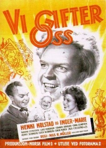 We're Getting Married (Vi gifter oss) (1951)