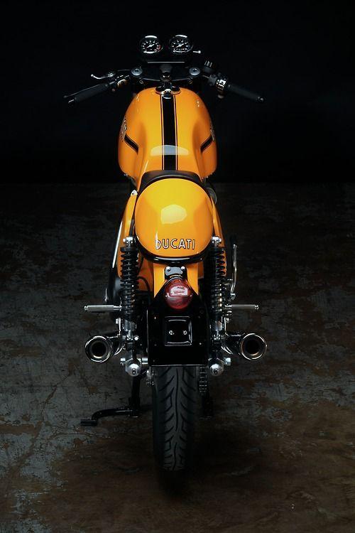 The Legendary Ducati 750 Sport by Revival