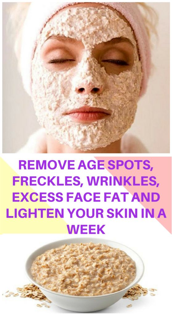 how to get a clear face in a week