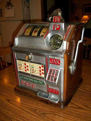 Old penny slot machines for sale poker main identique
