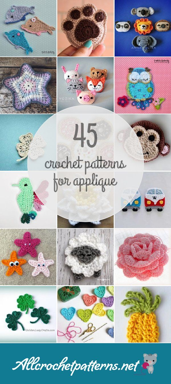 Allcrochetpatterns.net has the largest collection of free and ...