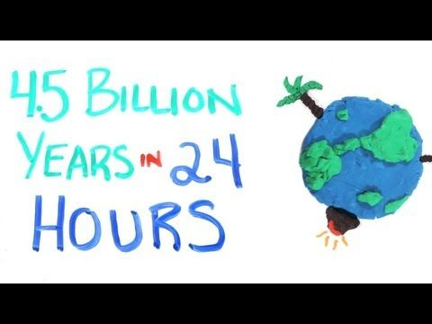 'Evolution Of Life On Earth' VIDEO: 4.5-Billion-Year History Compressed Into Two Minutes