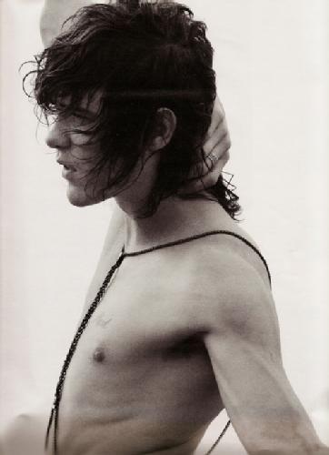 Andrew VanWyngarden, my future husband