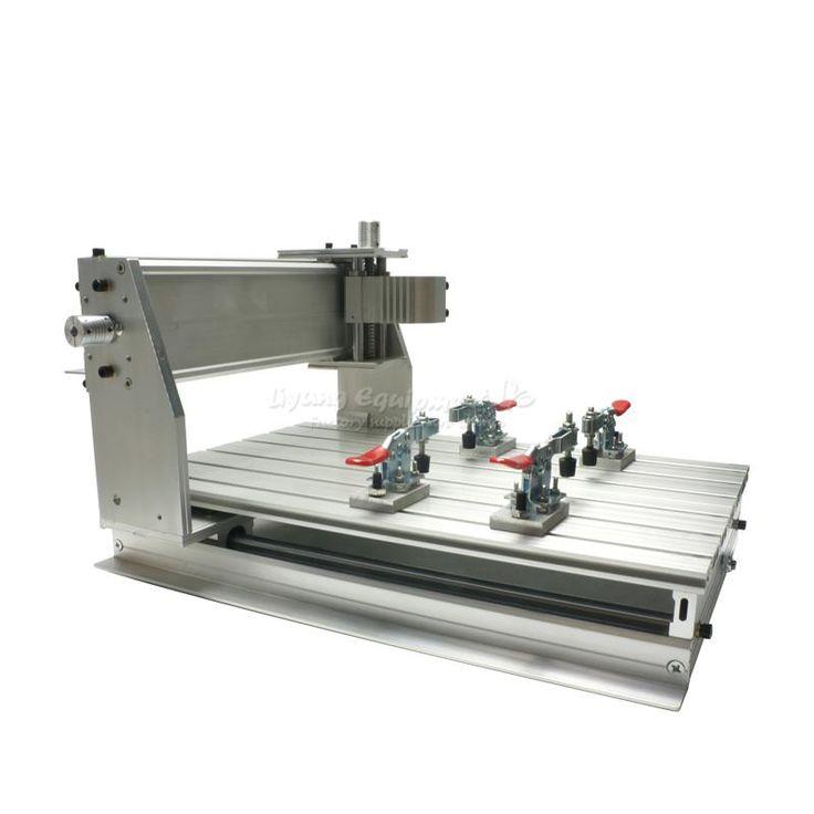 CNC machine frame 3040Z DQ Ball Screw cnc