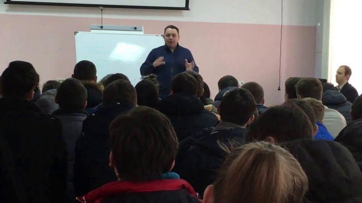 Ивановобатл 3 Выступление Михаил Бирюков