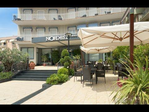 JUST Travel Hotel Nord Est, Cattolica, Italy Outdoor