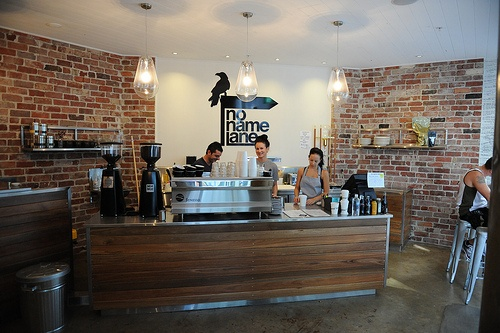 Coffee @ No Name Lane, Broadbeach