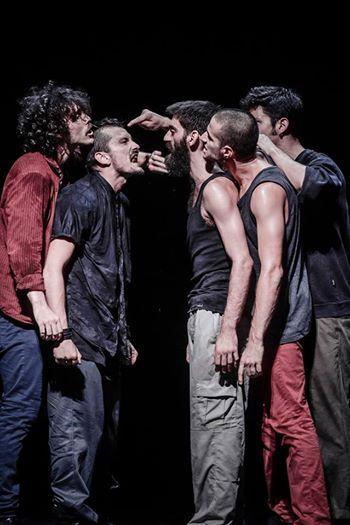 Πλάνητες, Αerites dance company