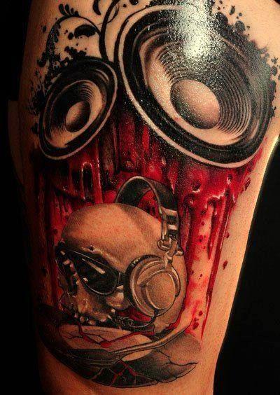 #music #tattoo #musictattoo