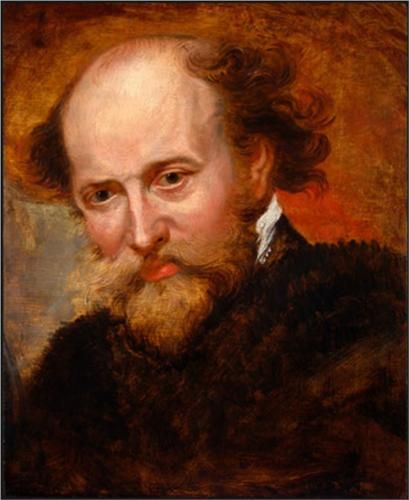 Peter Paul Rubens, 1577 - 1640 Flemish : Self-Portrait c1620:
