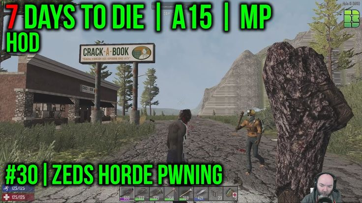 7 days to die alpha 15 update is here  Hey Survivalists The Fun Pimps would like to wish you all a Happy Easter and to celebrate weve served up a rather massive Alpha 15 update. We know its late but in our humble opinion its pretty great. For those of you who felt 13 was a grind or that we peaked at 12 we have addressed a lot of issues with balance and grind and fixed hundreds of bugs.  We thought Alpha 13 was big with over 35 pages of release notes but alpha 15 has over 54 pages of bug…