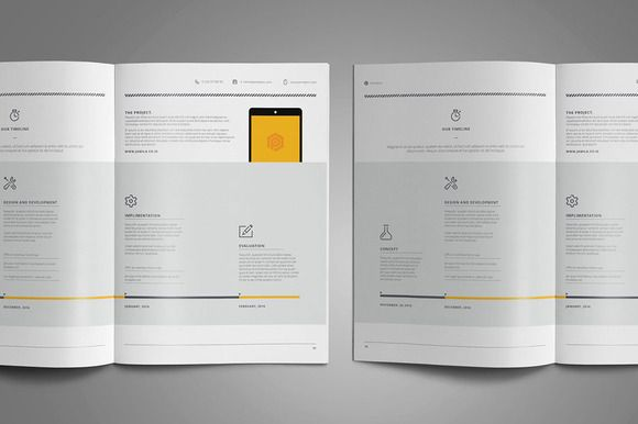 55+ Best Business Proposal Templates in InDesign PSD  MS Word - web design proposal template
