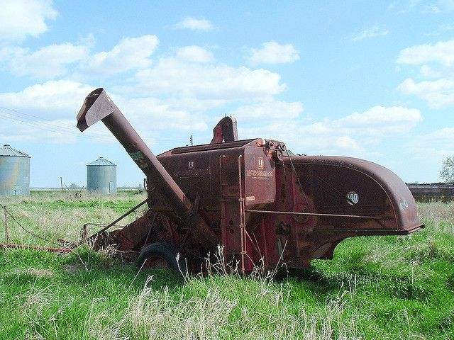 Old Farms for Sale | Old farm equipment | Flickr - Photo Sharing!