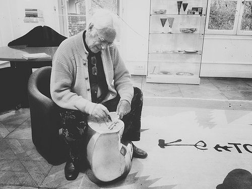 Designer #CletoMunari in studio a #Vicenza © Wilder Biral All Rights Reserved DO NOT use or reproduce without permission. Thanks