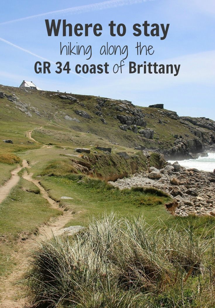 Explore the spectacular coastline of Brittany, France from Camaret-sur-Mer to Audierne along the GR 34 hiking trail. Follow my twelve-day itinerary or plan your own!