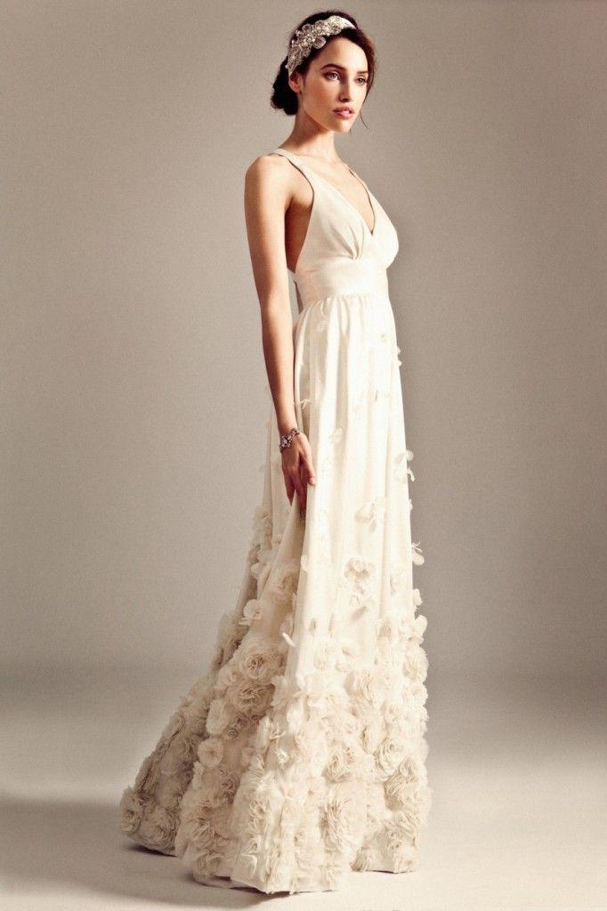 Robe de mariée Temperley London 2015 - Modèle Fiona