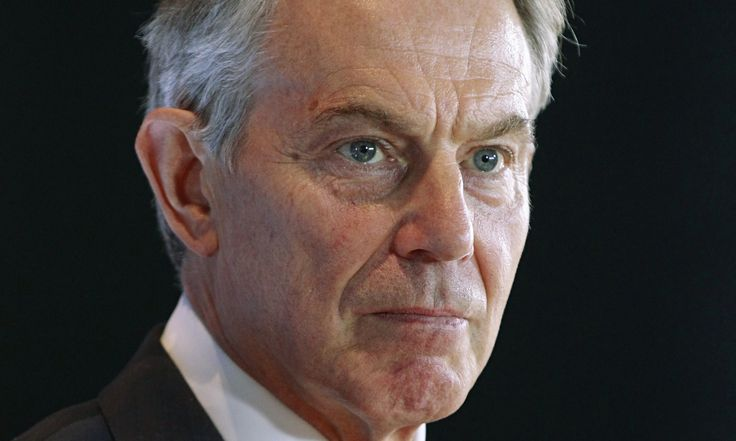 Tony Blair: from New Labour hero to political embarrassment