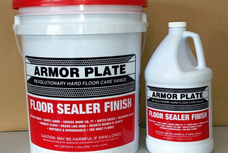 Buy Armor Plate Floor Sealer Finish with new SPT Technology. Ranging from $50.00–$165.00. #cleaningsuppliesmelbourne