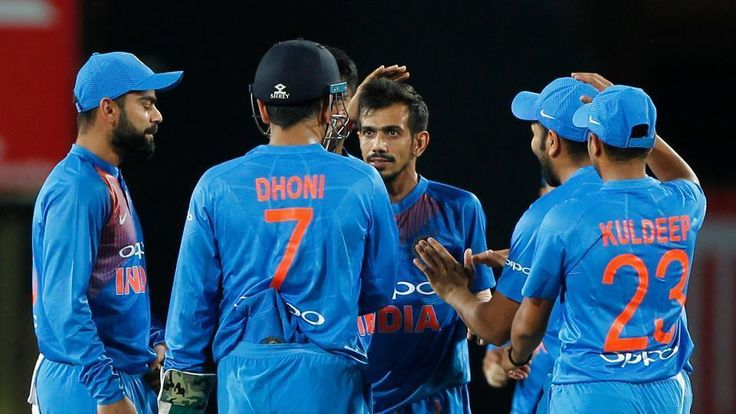 Live cricket score India vs New Zealand 1st T20 Feroz Shah Kotla Bhuvi Chahal rock NZ - Hindustan Times #757Live