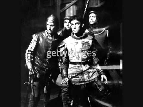 Richard Burton - Henry V St. Crispin's Day Speech    Audio only but Richard Burton delivers one of his greatest soliloquies