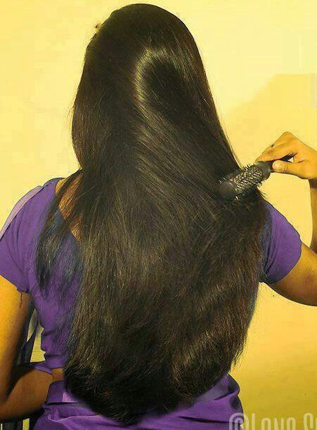 Silky Hair Indian Long Hair Pinterest Silky Hair