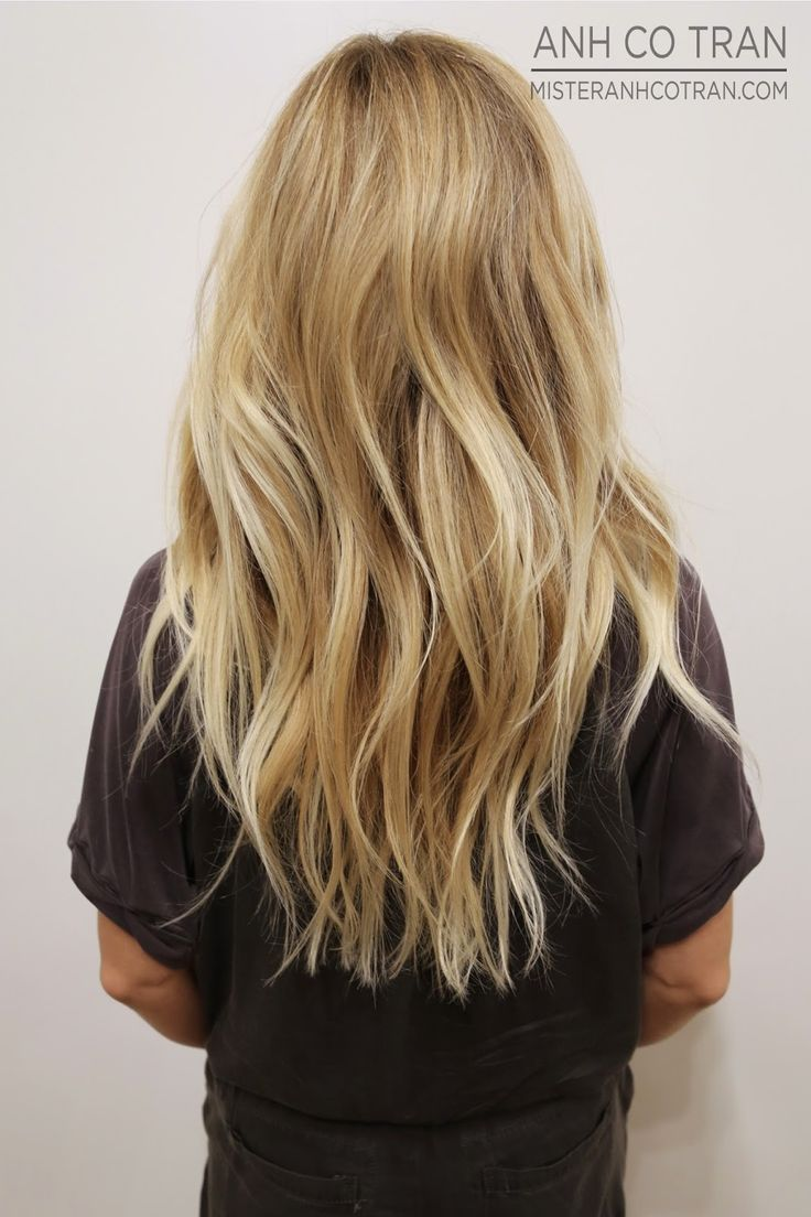 I feel like this is what my hair is *supposed* to look like (and it never does!)
