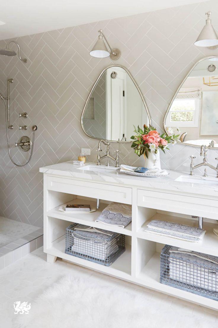 17 Wide Bathroom Vanity: 17 Best Ideas About White Vanity Bathroom On Pinterest