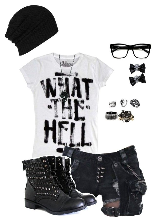 Emo Nerd Outfits