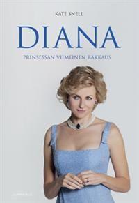 Arvostelussa Kate Snellin elämäkerrallinen teos Diana : prinsessan viimeinen rakkaus, joka kertoo prinsessan suhteesta sydänkirurgi Hasnat Khaniin.