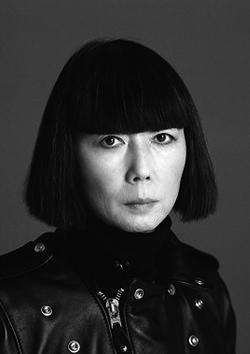 Rei Kawakubo - japanese fashion designer