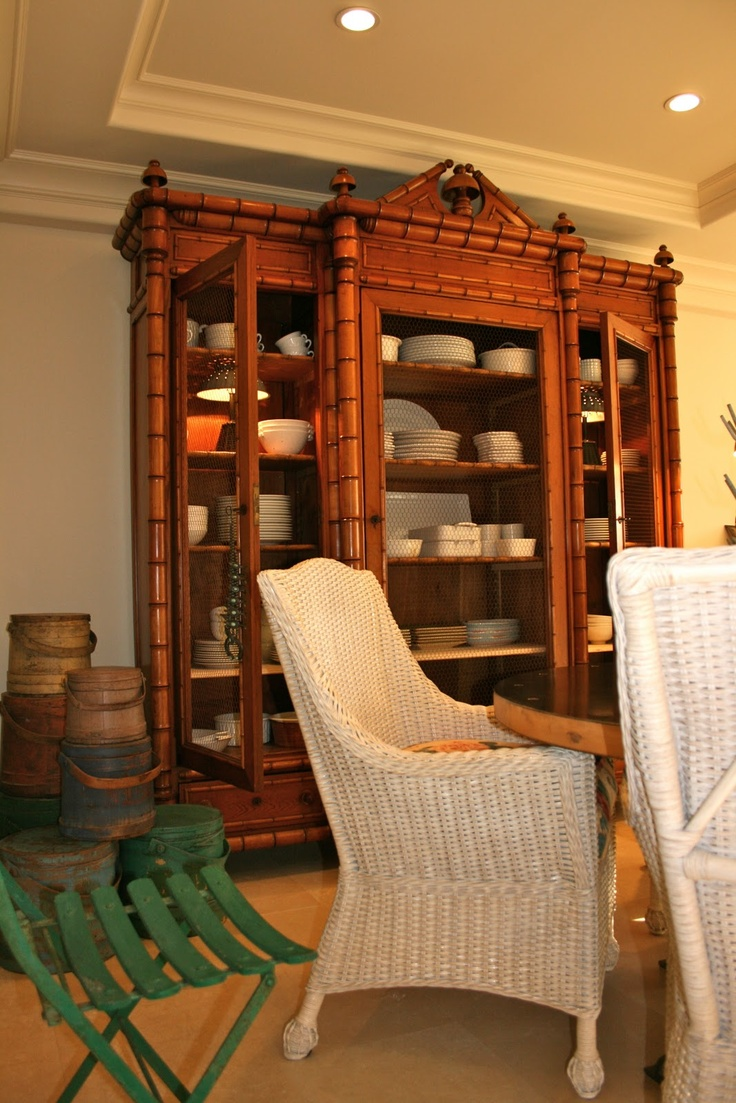 162 best bamboozled images on pinterest bamboo furniture faux spectacular faux bamboo china cabinet