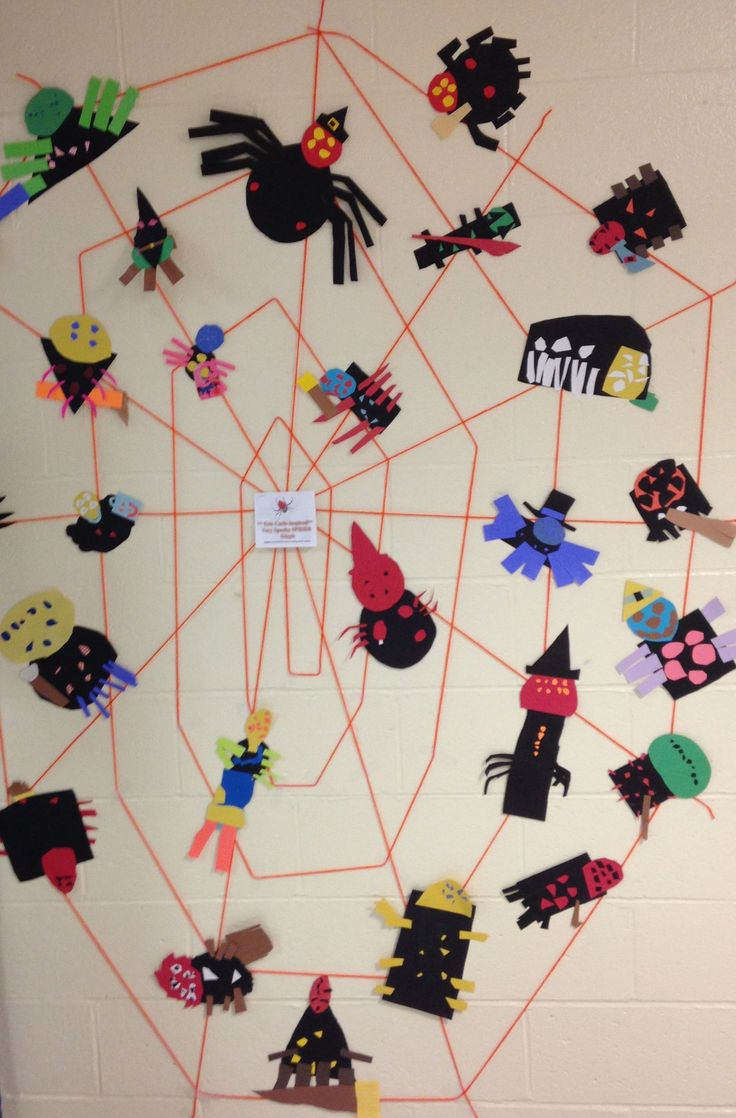http://www.teacherspayteachers.com/Product/The-Very-Spooky-Spider-Glyph-941844 This engaging community-building project is perfect for the Halloween season! It is based on Eric Carle's, THE VERY BUSY SPIDER, but, instead, children create a spooky spider based on answers to different questions. The questions are all related to different Eric Carle books! Make an impressive classroom display as well! Common Core Aligned!
