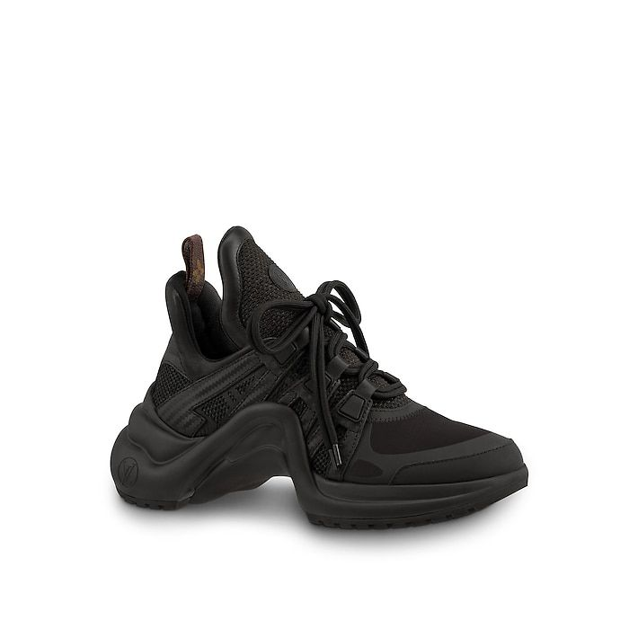 c125de7dcd Lv Archlight Flat Thigh Boot - Shoes | LOUIS VUITTON | Wish list in ...