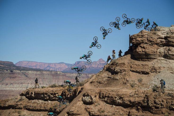 Photo epic: Kurt Sorge wins Red Bull Rampage - Mountain Bikes For Sale
