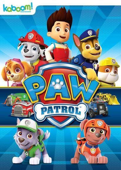 Dvd Pat'Patrouille -Archambault.ca Pour Elliot