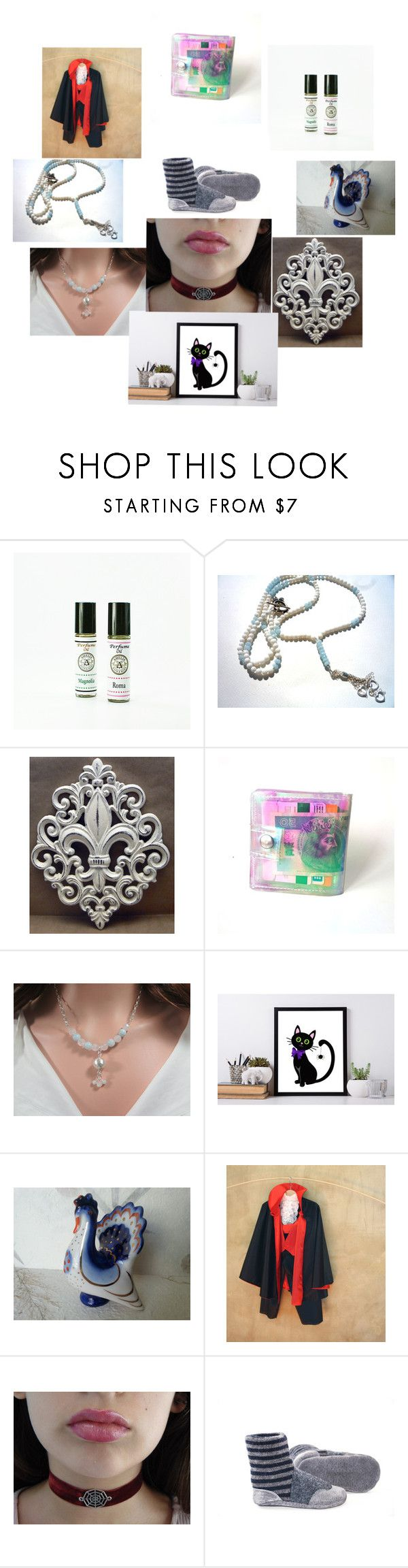 We love etsy by oldcastlechrista on Polyvore