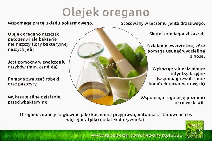 Olejek oregano pozyskiwany jest z popularnej rośliny zwanej oregano. Jednocześnie jest bardzo popularną przyprawą stosowaną w codziennej kuchni. Wykazuje bardzo pomocne właściwości szczególnie w procesie leczenia candidy.