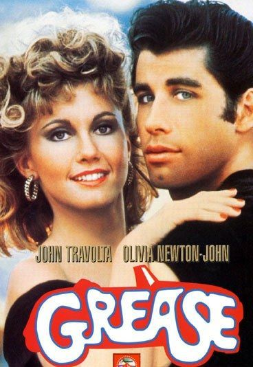Grease: the love movie to warm up …