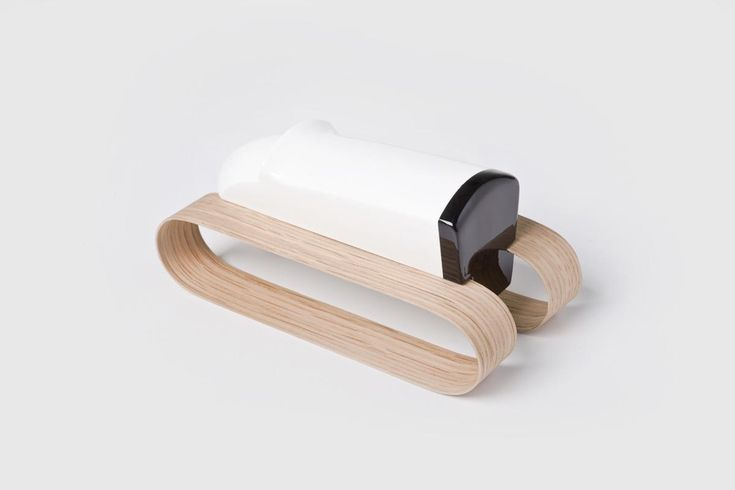Czech duo Vrtiska Zak introduces their interpretation of minimal children's toys, in the shape of their WOO Collection. The series represents transportation, on a very basic level, which is manifested in the resulting minimal forms. The simplicity of the materiality and its composition is both beautiful and streamlined for ease of use also. Made from bent veneer and varnished wood, there is an emphasis on symbolizing three natural elements (water — the sailboat, air — the airplane and ground…