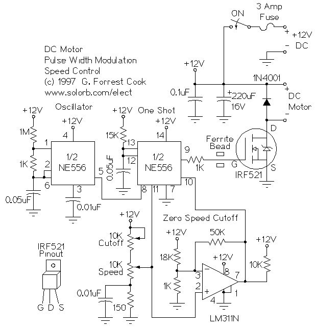 PWM0 Circuit