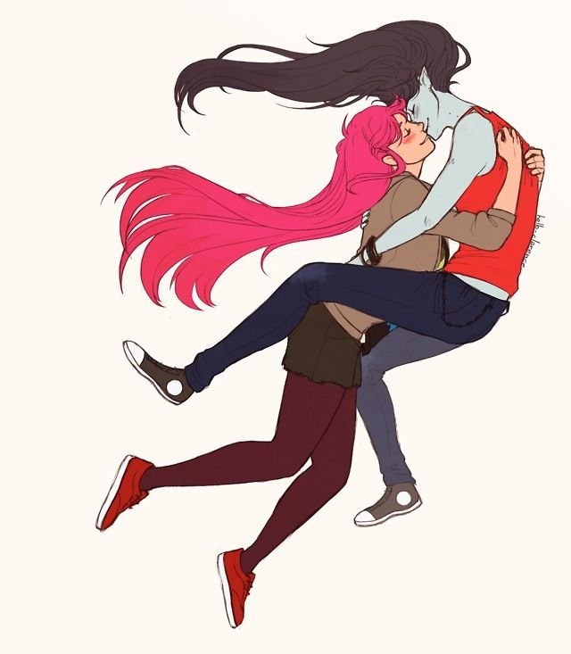 marceline lesbian singles After the recent sky witch episode of adventure time, could the relationship between princess bubblegum and marceline be crossing the line from subtext to maintext.