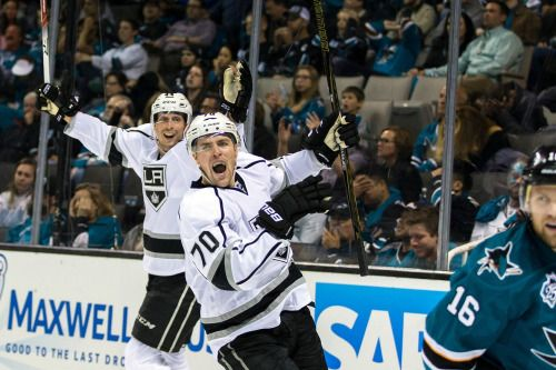 NHL playoff scores 2016: Sharks fail to put away Kings and it... #SanJoseSharks: NHL playoff scores 2016: Sharks fail to… #SanJoseSharks