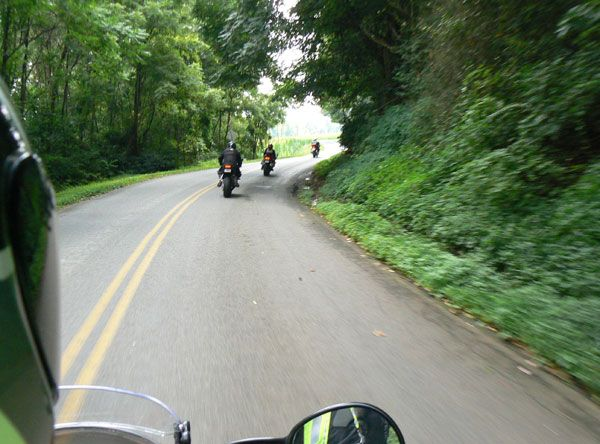 Tips for Leading a Motorcycle Group Ride   Riding in the Zone